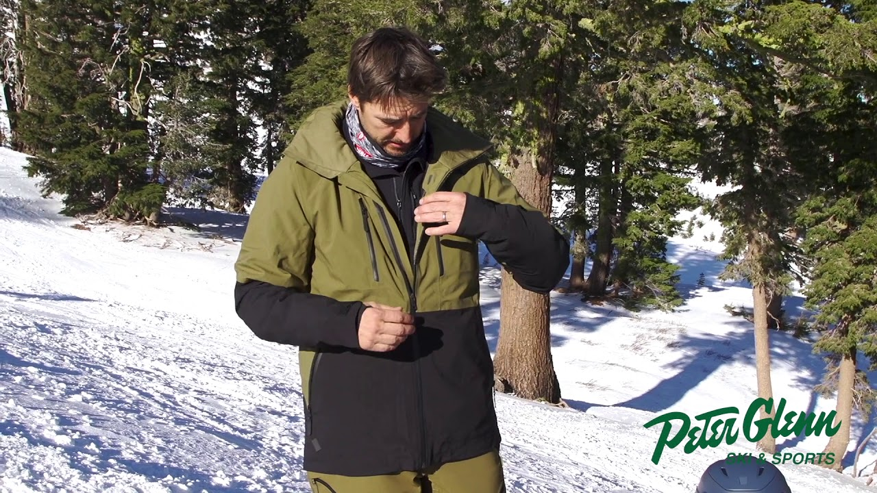 47e1becb27c6 2018 The North Face Men s Anonym GORE TEX Ski Jacket Review by Peter Glenn