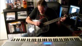 Ray Playing - Ramblin Gamblin Man   B O C  Lesson