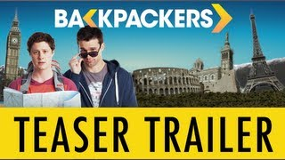 Backpackers - Teaser Trailer