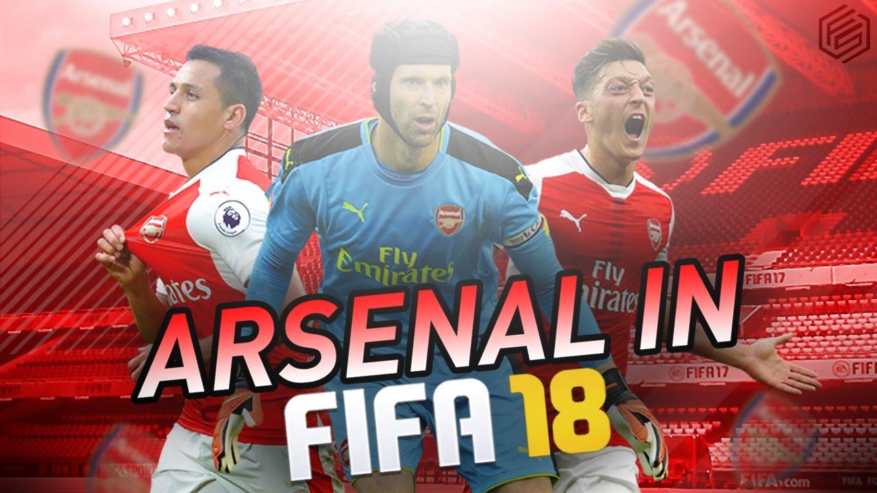 Fifa 18 Arsenal