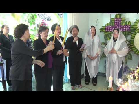 DAM TANG CU CO ANNA TRUONG THI TINH  P 4