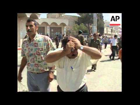 GAZA STRIP: MORE VIOLENCE BETWEEN PALESTINIS AND ISRAELIS  UPDATE