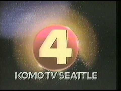 1984 KOMO TV Seattle ID