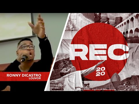 REC 2020 - Ronny Dicastro | É Hoje
