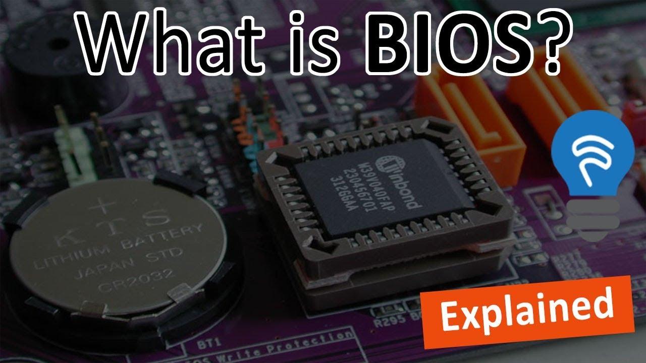 BIOS Kya Hota Hai? What is BIOS? Basic Input Output System | fully  explained in Urdu Hindi