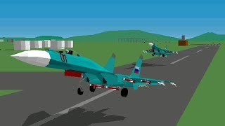 Su-27 Flanker ⭐ Pre-Release Version