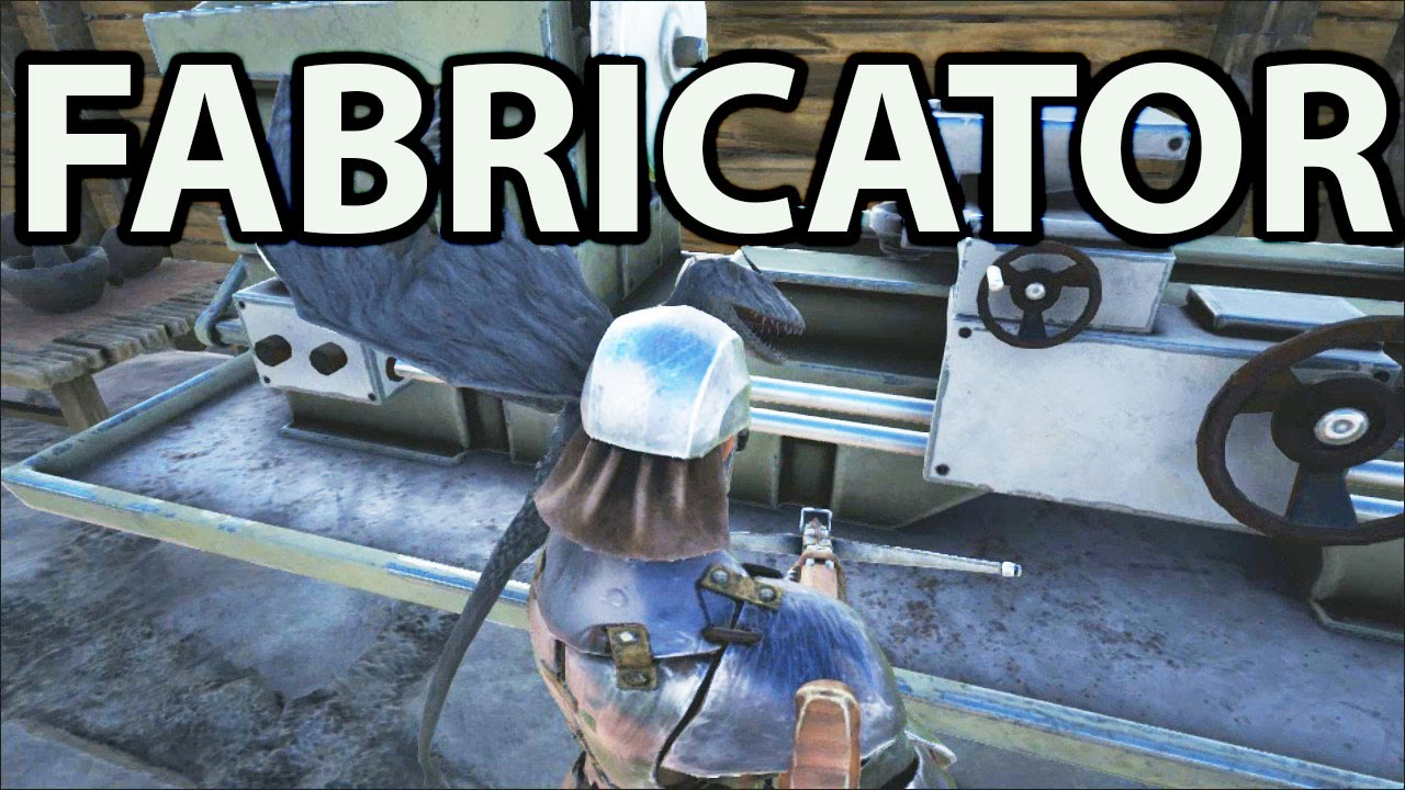 How to make a fabricator pistol ark survival evolved youtube how to make a fabricator pistol ark survival evolved malvernweather Choice Image