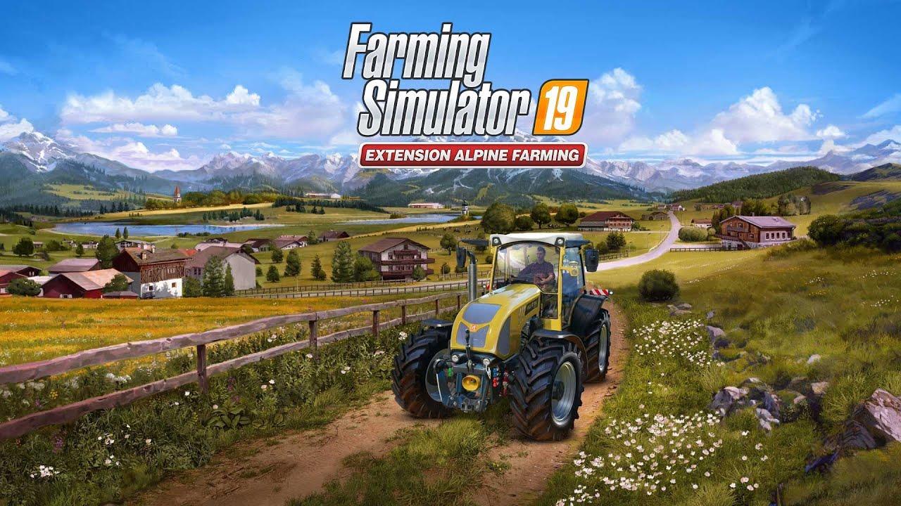 Dodatek ALPINE ☆ Wszystkie Informacje ☆ Farming Simulator 19 Alpine Expansion