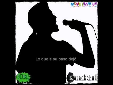 YURY :Maldita Primavera Karaoke (Pista Original)