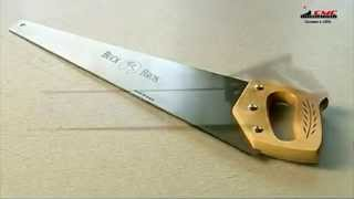 как делают ручные ножовки
