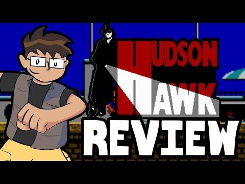 Hudson Hawk NES Review (Five Turnips)