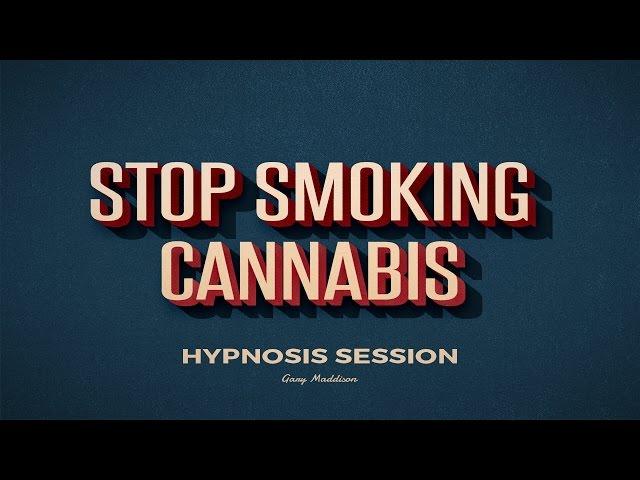 Stop Smoking Cannabis Hypnosis Session