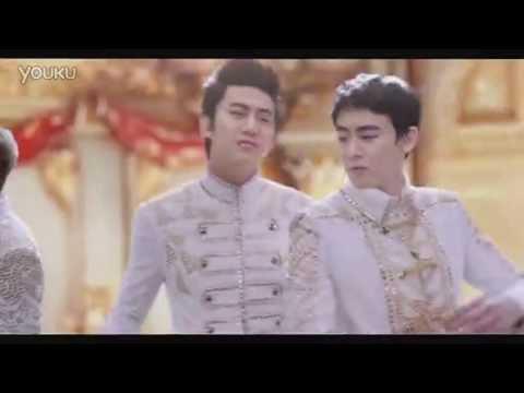 [HD] 2PM QQ Dance 2 - Shining In the Night CG Trailer (55 secs)