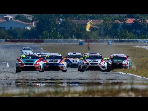 Racing Weekend CNVT TCR Portugal Braga 2017 (Pure Sound) Full HD