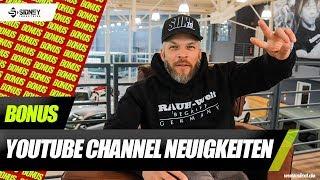 Wichtige Neuigkeiten für den YouTube Kanal | Sidney Industries