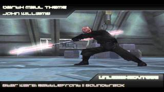 Star Wars: Battlefront II Soundtrack - Darth Maul Theme