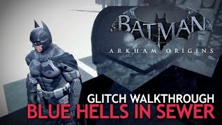 BATMAN: Arkham Origins glitch walkthrough. Two OOB and some small b...