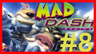 Mad Dash Racing: Level 8 - Fortress