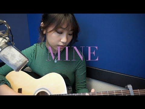 Mine (cover) - Bazzi