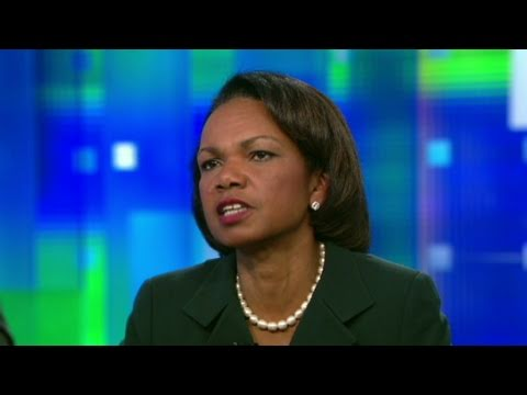 CNN Official interview: Condoleezza Rice doesn