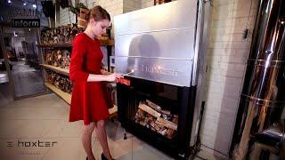 Hoxter -  камины из Чехии.  Правильный розжиг и красивый огонь(, 2016-05-30T20:38:52.000Z)