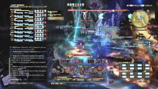 FFXIV: Heavensward Gameplay - 109 - Black Mage - The Void Ark