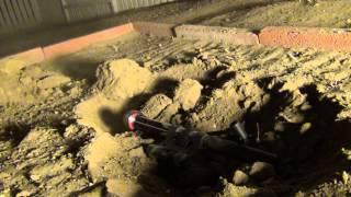 Planting Darn Pumps on the Dammed Farm, Yuma, Arizona