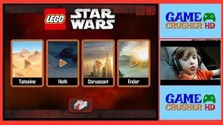 GameCrusherHD Lego Star Wars Online Playtime Harper MCD Videogame Starwars Empire vs. Rebels