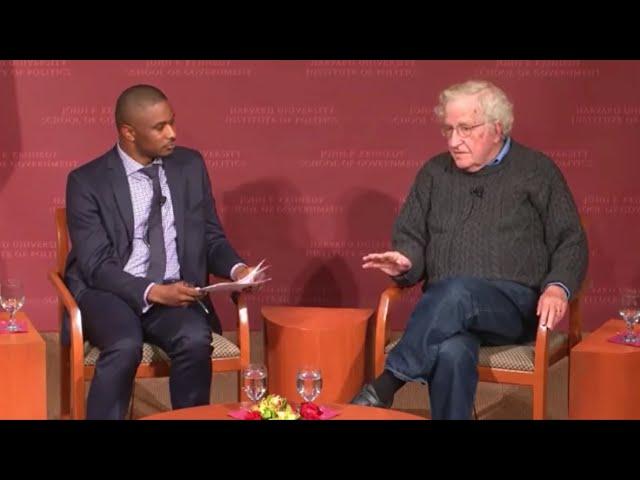 Noam Chomsky - The Neoliberal Assault