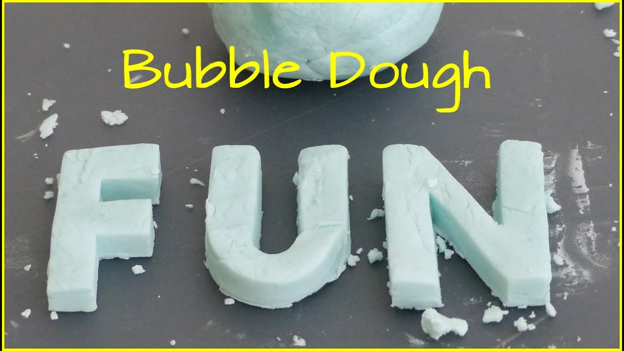 how to make silly putty with flour and dish soap