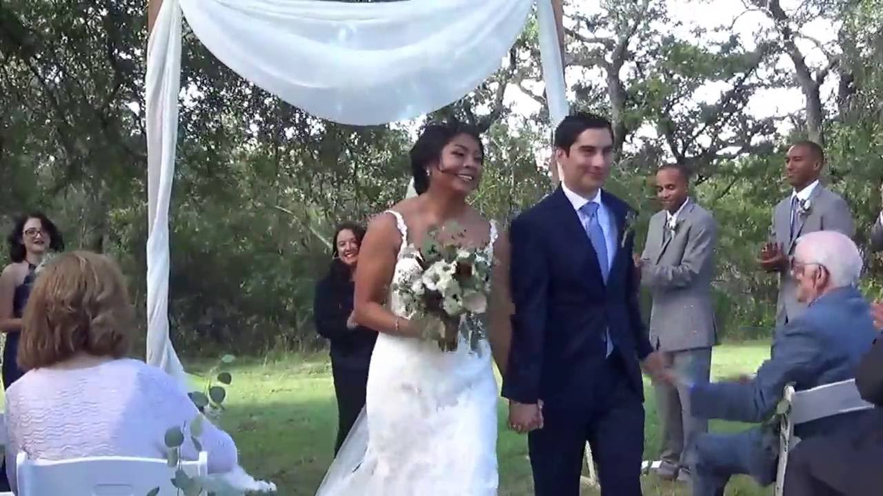 Dante Yisel Morales Wedding With Lasso Arras Ritual By Officiant Audrie Henry