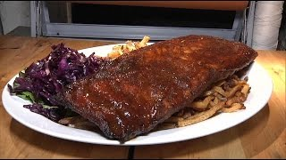 Toni On! New York: This Barbecue And Beer Hall Has It All