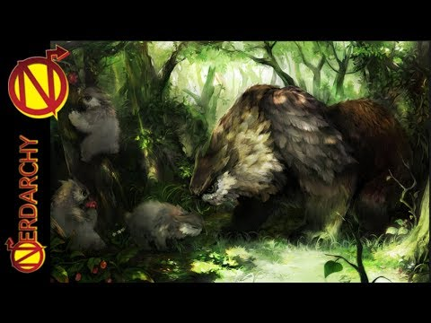 Don't use an Owlbear Instead Use this Monster| Dungeons and Dragons Monsters
