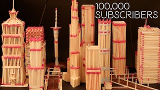 100,000 Subscribers! (Match City) 🏙️
