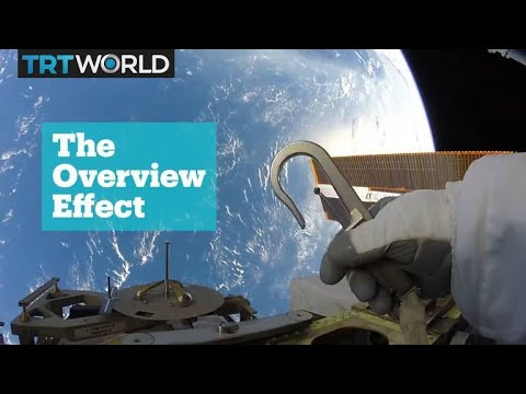 The 'overview effect'