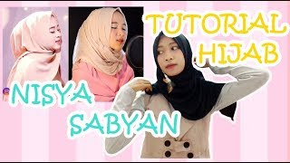 TUTORIAL HIJAB ALA NISSA SABYAN || 7 Model Hijab Nissa Sabyan Gambus Di Video Clipnya