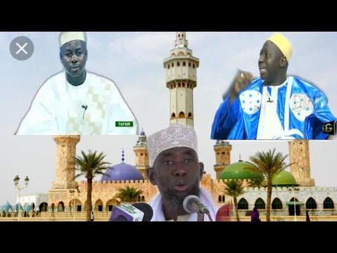 S Ahmadou Rafah Mbacké ''  Mouni Faye Ngiurr !! Oustaz Hadi Niass '' S Ganna Mésere.................