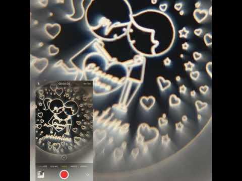 永恒愛的密語Eternal Love secret ♥️925純銀投射項鍊