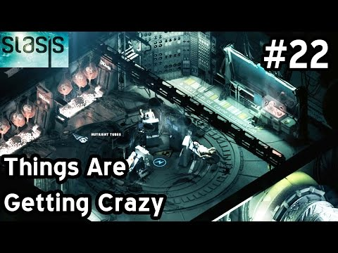 STASIS Walkthrough Let's Play Part 22 - Things Are Getting Crazy