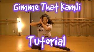 Tutorial Gimme That Kamli Dance - Dr. SriMix |