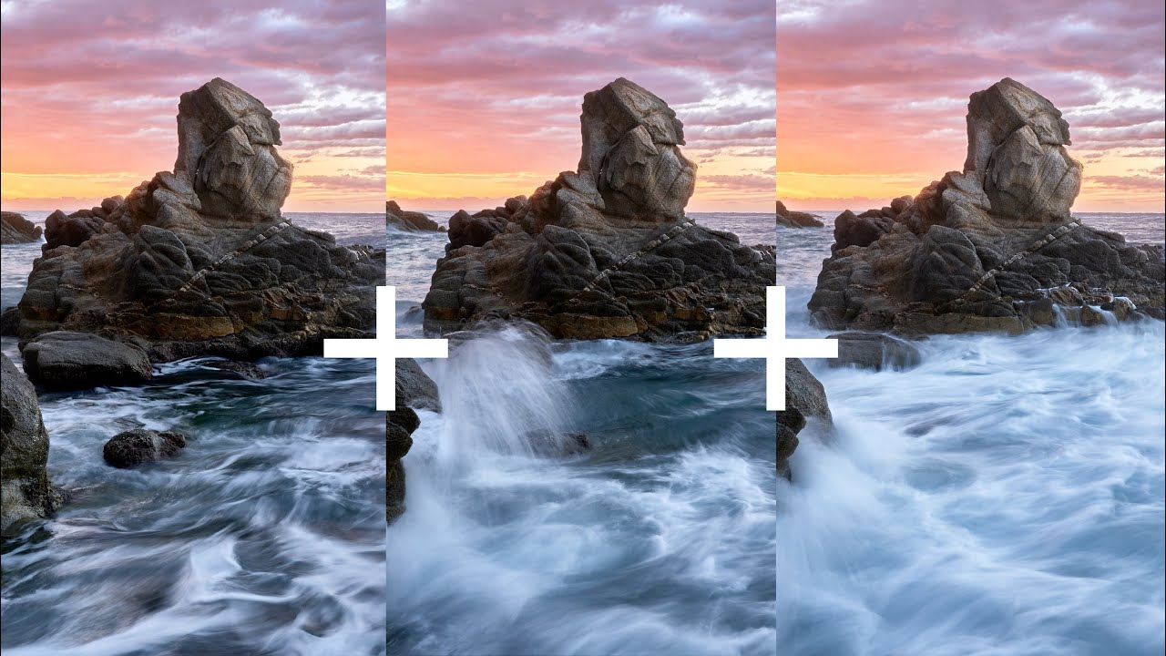 Cómo hacer FOTOS ESPECTACULARES (Time Blending)
