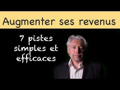 Augmenter ses revenus : 7 pistes simples et efficaces