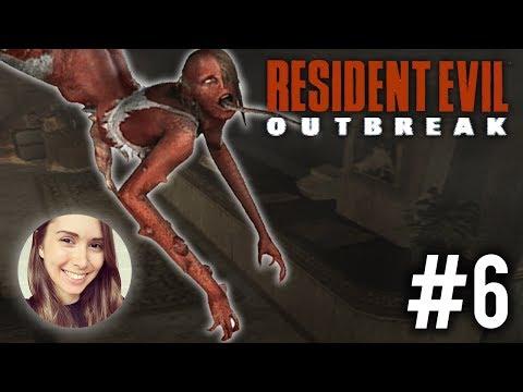 [ Resident Evil Outbreak: File #1 ] Hellfire - Part 6