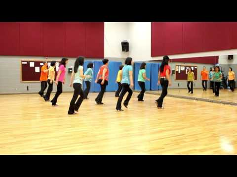 Second Hand Heart - Line Dance (Dance & Teach in English & 中文)