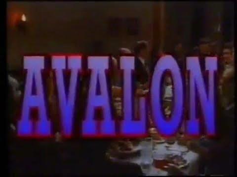 Avalon (1990) - Chamada Sessão de Gala Inédito - 19/11/1994