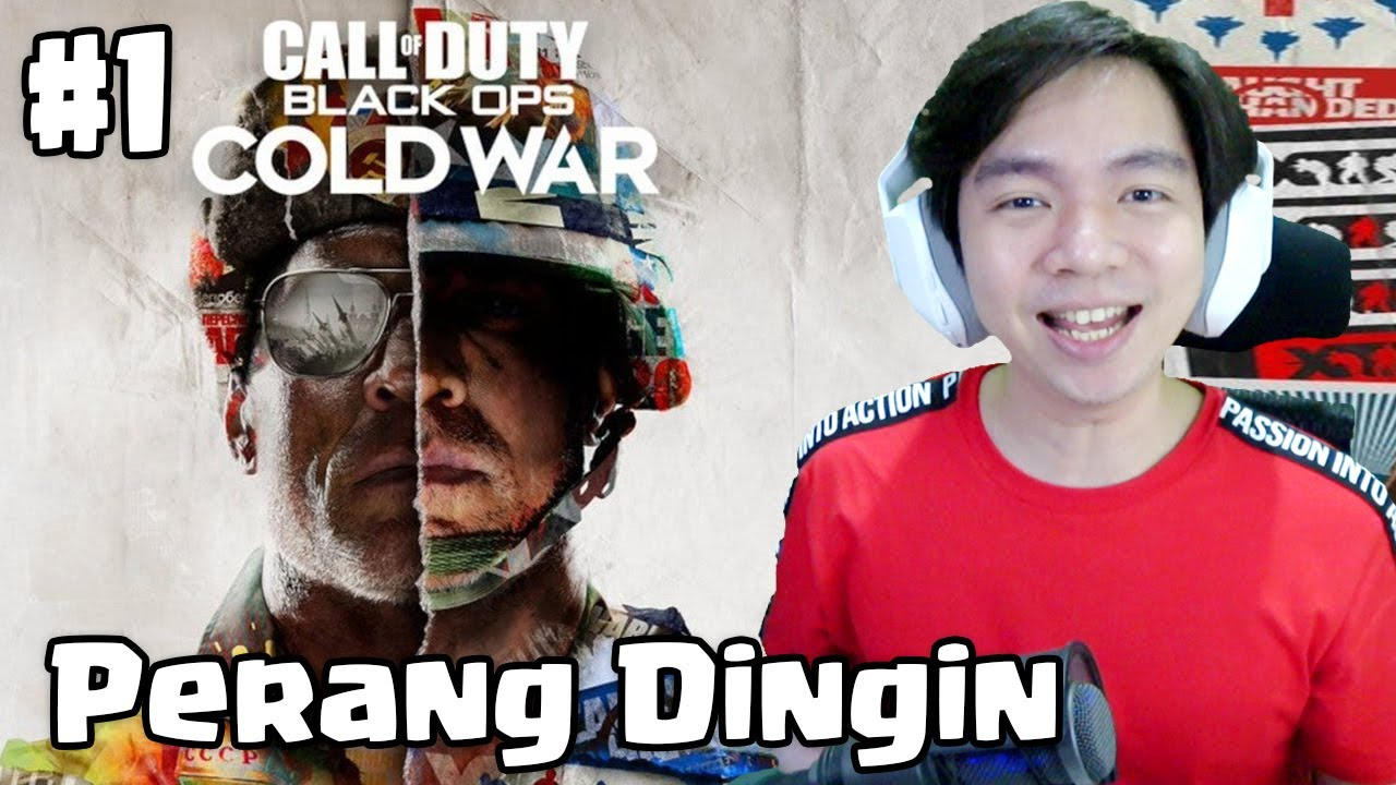 Perang Dingin Dimulai - Call Of Duty: Black Ops Cold War Indonesia - Part 1