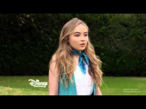 Girl Meets World 2x20: Lucas & Maya #4 [Lucas riding the bull]