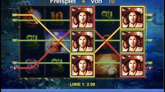 Voyage of Discovery online spielen - Merkur Spielothek