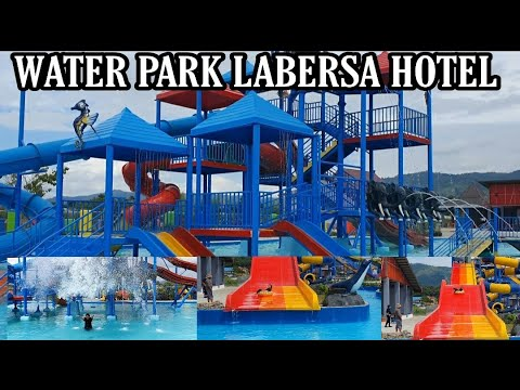 WISATA WATER PARK LABERSA HOTEL BALIGE | WISATA PINGGIRAN ...