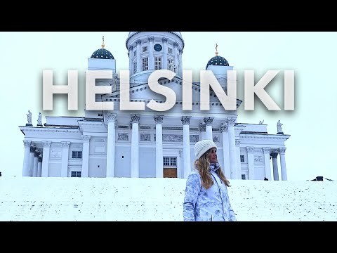 Helsinki - Finland Travel Video